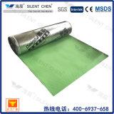 Alluminio ignifugo dell'isolamento termico della gomma piuma di IXPE ricoperto