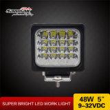 La luz de coche 48 W 4 plaza de la luz de LED de trabajo pesado
