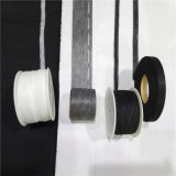 Ep Polyester Tissé Fusible Interlining Textile Slot Tapes pour Shirt Collar