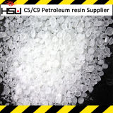 Resina de hidrocarboneto C9 inodoro para cola de cola transparente de fusão a quente