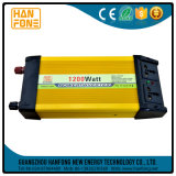 O inversor do carro de China 12V 1200W com USD Output (TSA1200)