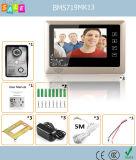 Populäre Farben-Video-Tür-Telefon-Türklingel-Gegensprechanlage