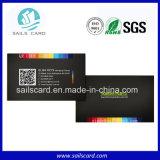 Carte chaude personnalisée de PVC de code de Qr de vente