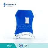 Светильник света СИД 6 СИД голубой забеливая отбеливая с батареями