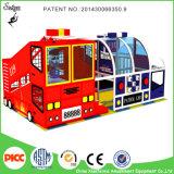 Vente d'intérieur utilisée d'intérieur de matériel de cour de jeu d'enfants petite