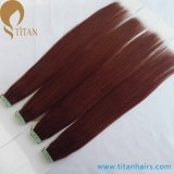 販売のためのブラジルのRemyの人間の毛髪テープ毛