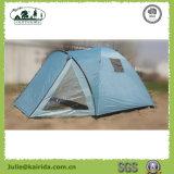 6 Pole-kampierendes Zelt der Personen-doppelten Schicht-3 mit Extension