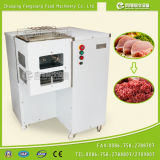 Qw-10 Hot Sale Meat Cutter Machine de coupe de porc / boeuf / poisson