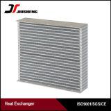 Faisceau en aluminium brasé de réfrigérant à huile d'ailette de plaque