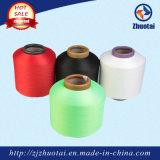 Lo Spandex della piega ha coperto il filato per filato per maglieria di tessitura 20150d/36f