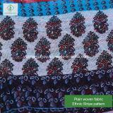 Heißer Verkaufs-ethnischer Streifen gedruckte dickflüssige Schal-Form-Dame Scarf