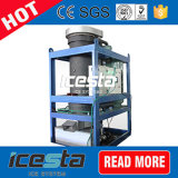 Eis-Gefäß-Hersteller für Getränk-Gefäß-Eis-Maschine 1ton/24hrs