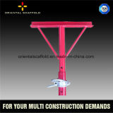 Starkes Baugerüst-Stahlstützbalken-Stütze-Aufbau für Verkauf