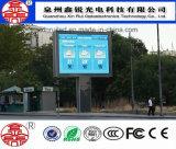 Baugruppen-Bildschirm-Einkaufen-Führungs-Bildschirmanzeige RGB-im Freien farbenreiche P10 LED