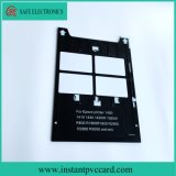 Bandeja de cartão plástica do PVC para as impressoras Inkjet de Epson R2880 R3000