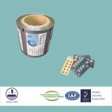 Película compuesta certificada Fssc22000 para el empaquetado farmacéutico