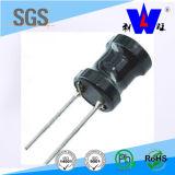 Inductor de bobina de bloqueador de alta freqüência / potência com RoHS