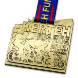 Medaglia su ordinazione all'ingrosso di sport del premio per la corsa di bicicletta