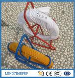 Стекловолокна кабеля вставьте воздухопровод рулевой тяги