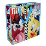 Cartoon Design of Plastic Shopping Bag De Topfly
