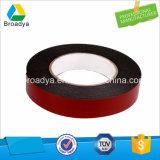 La mejor cinta echada a un lado doble gruesa adhesiva de la espuma (BY1010)