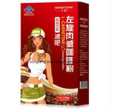 Café instantané de régime de fines herbes organique de perte de poids de santé
