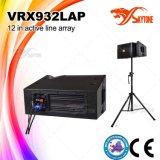 Linha ativa disposição de sistema audio do gabinete do altofalante de Vrx932lap