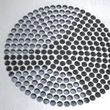 6063 ألومنيوم بثق قطاع جانبيّ مع [كنك] عميق يعالج
