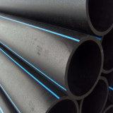 Tubes de tuyaux ISO PE en HD PE pour approvisionnement en eau et en gaz