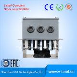 Mecanismo impulsor variable medio de la frecuencia del alto rendimiento del voltaje de V&T V5-H para el control de grúa del alzamiento de la grúa Lt/CT 0.4 a 220kw - HD