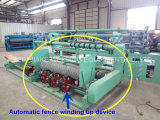 Volle automatische Kettenlink-Zaun-Maschine