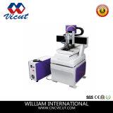 Grabador tamaño pequeño Vct-6040 de la cortadora del CNC mini
