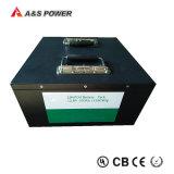 Batterie au lithium batterie d'éclairage solaire 12V 100Ah Batterie LiFePO4 Pack avec étui