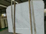 タイルまたはカウンタートップのためのVolakasの白い大理石の平板