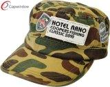 Gorra de béisbol promocional de encargo de los militares del camuflaje