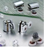 Accessoires de douche Frameless pour pendentif en verre durable, miroir, acier inoxydable,