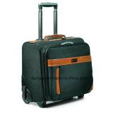 """カスタムビジネス圧延旅行スーツケース、16は""""屋外のためのナイロントロリー荷物袋を続けていく"""