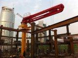 De concrete Boom van de Boom van de Spin Concrete Plaatsende