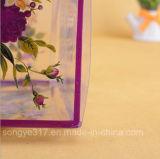 Kundenspezifischer purpurroter Rose Handkasten Belüftung-