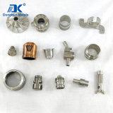Pièces de précision d'acier et d'aluminium de qualité Farbrication
