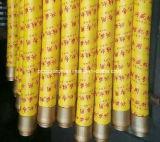 Boyau en caoutchouc de pompage concret d'industrie avec la résistance d'abrasion élevée