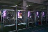 Panneau d'affichage en verre LED / Bannière transparente