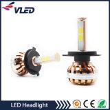 고성능 3600lm H4 기관자전차 LED 헤드라이트