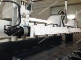 회전하는 Multihead를 가진 5대의 축선 목공 CNC 기계
