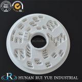 Cordierita piezas de cerámica refractaria con un buen control de calidad y costo favorable