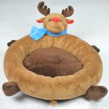 عيد ميلاد المسيح كلب احتشد منتوج مخمل كلب كتل رنة محبوب أسرّة