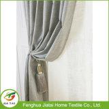 Cortinas elegantes de poliéster cortinas de ventana transparente para dormitorio