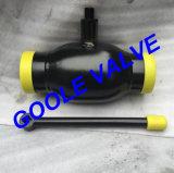 150lb/300lb/600lb/900lb por Palanca totalmente soldado cavidad de la reducción de la válvula de bola (GAQ61PPL)