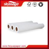 100Gramo 2,400mm* 94pulgadas Alta Capacidad de Tinta, Alta Tasa de Transferencia Papel de Transferencia de Sublimación