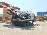 Cimc de Houten Aanhangwagen van de Vrachtwagen van het Logboek van het Registreren van het Vervoer